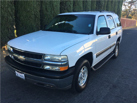 2004 Chevrolet Tahoe for sale in West Sacramento, CA