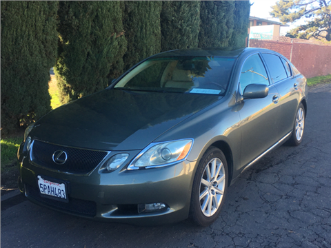 2006 lexus gs 300 for sale california. Black Bedroom Furniture Sets. Home Design Ideas