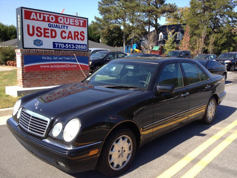 1999 mercedes benz e class e320 4matic awd 4dr sedan in for 1999 mercedes benz e320 for sale
