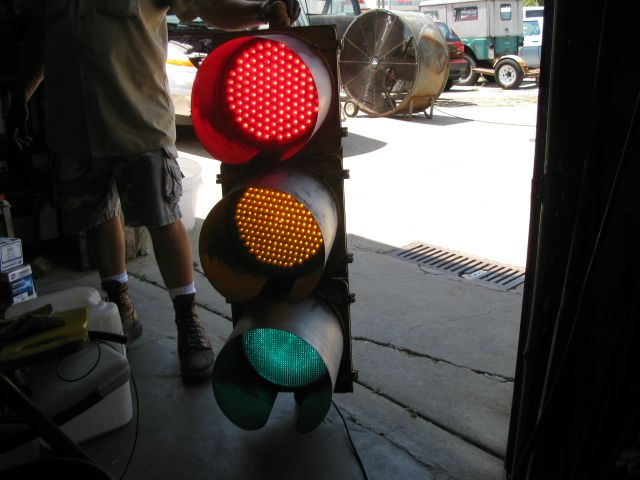 2005 Stop light Electric