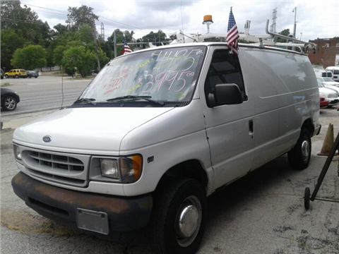 2002 Ford E-Series Cargo for sale in Saint Louis, MO