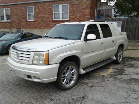 2002 Cadillac Escalade EXT for sale in Saint Louis, MO