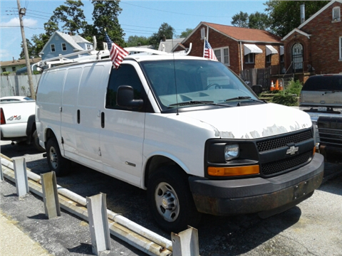 2005 Chevrolet Express Cargo for sale in Saint Louis, MO
