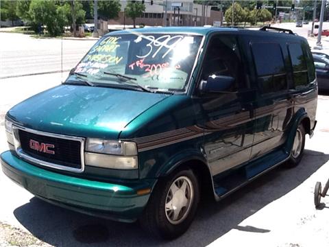 Used 1998 gmc safari for sale for Goldstar motor company winchester virginia