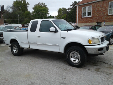 1998 Ford F-150 for sale in Saint Louis, MO