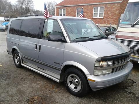 1998 Chevrolet Astro