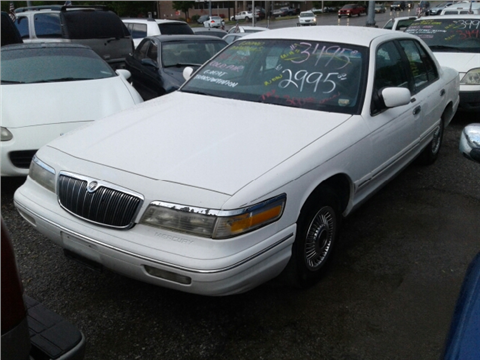 1997 Mercury Grand Marquis for sale in Saint Louis, MO