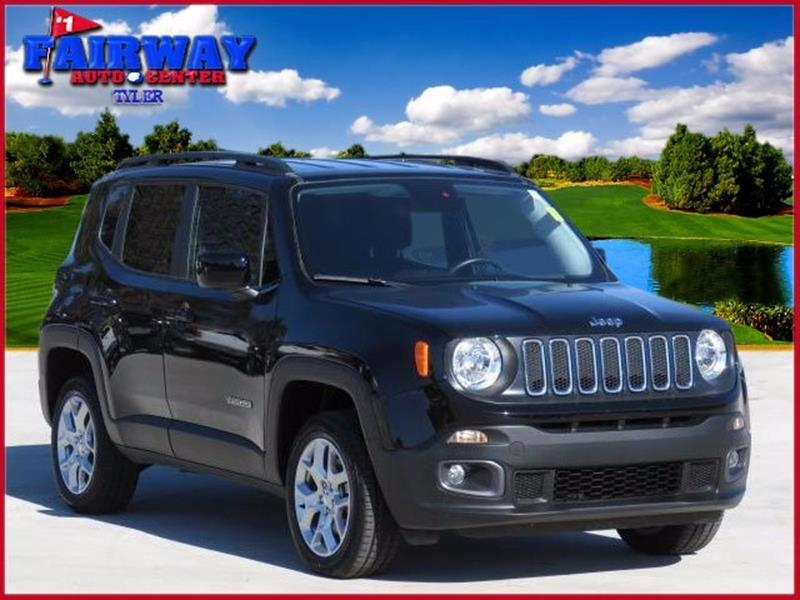 Fairway Auto Center >> Jeep Renegade For Sale in Tyler, TX - Carsforsale.com