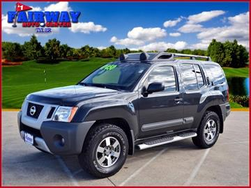 2012 Nissan Xterra for sale in Tyler, TX