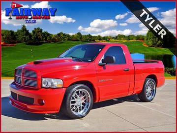 2004 Dodge Ram Pickup 1500 SRT-10 for sale in Tyler, TX