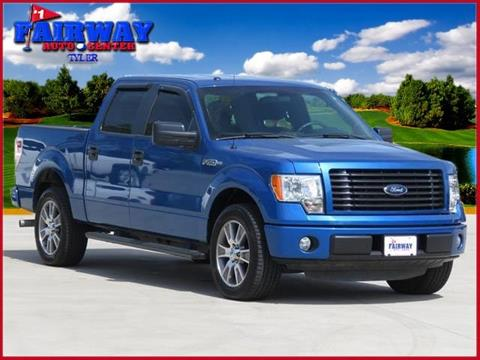 ford f 150 for sale in tyler tx. Black Bedroom Furniture Sets. Home Design Ideas