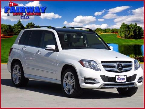 2014 Mercedes-Benz GLK for sale in Tyler, TX