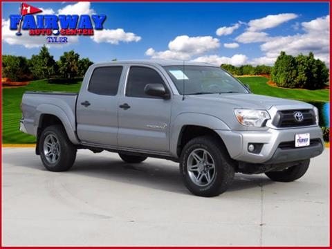 toyota tacoma for sale in tyler tx. Black Bedroom Furniture Sets. Home Design Ideas