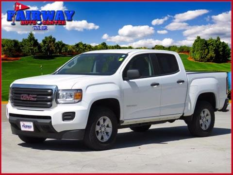 2015 GMC Canyon for sale in Tyler, TX