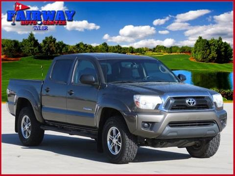 Nissan Tyler Tx >> Toyota Tacoma For Sale in Tyler, TX - Carsforsale.com