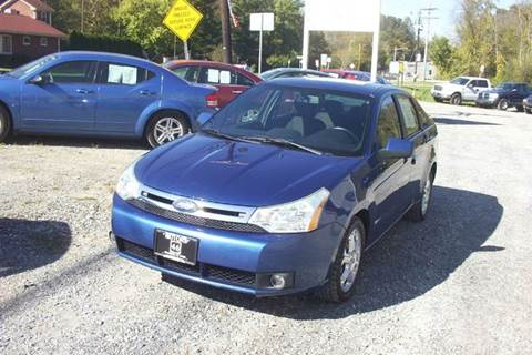 2009 Ford Focus for sale in Belvidere, NJ