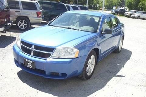 2008 Dodge Avenger for sale in Belvidere, NJ