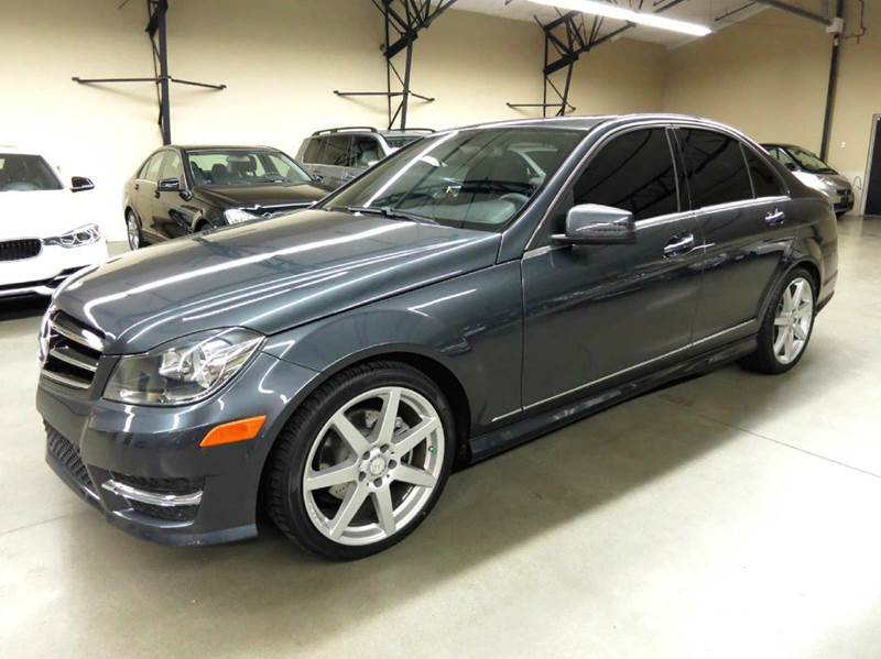 2014 mercedes benz c class c250 sport 4dr sedan in for Mercedes benz portland