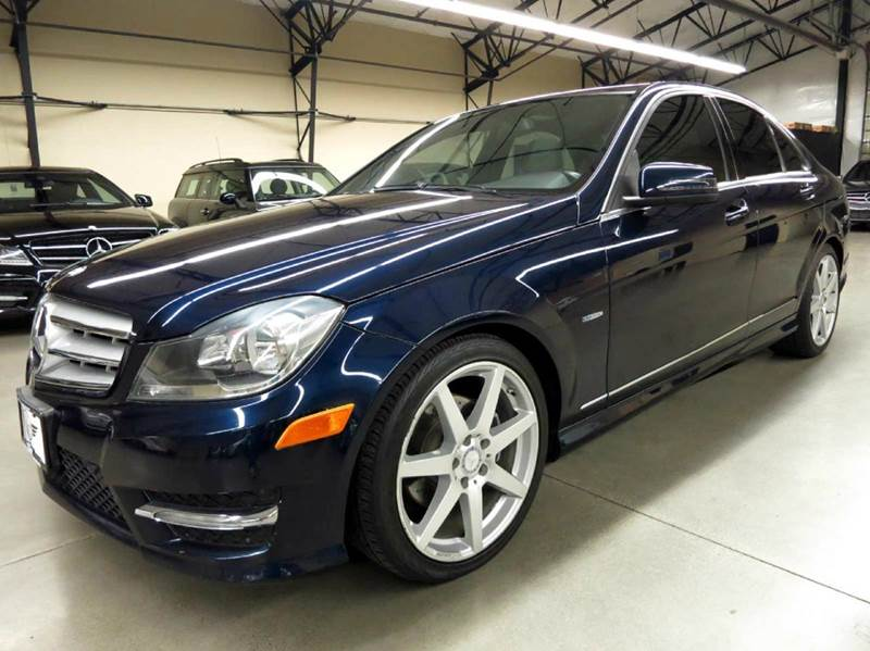 2012 mercedes benz c class c250 sport 4dr sedan in for 2012 mercedes benz c class c250 sport sedan