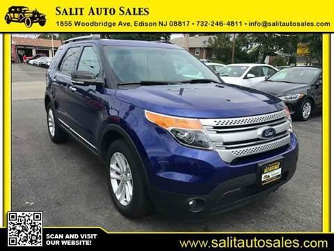 2014 Ford Explorer for sale in Edison, NJ