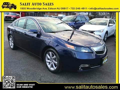 2013 Acura TL for sale in Edison, NJ