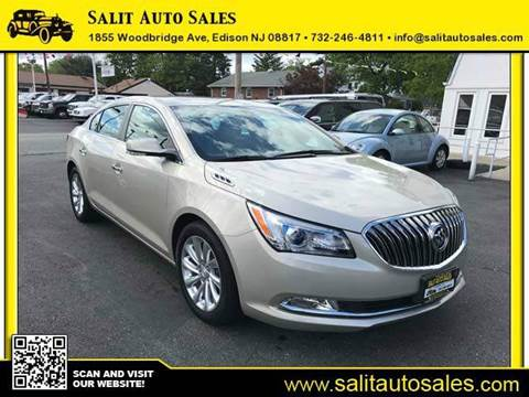 2014 Buick LaCrosse for sale in Edison, NJ