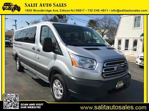 2015 Ford Transit Wagon for sale in Edison, NJ