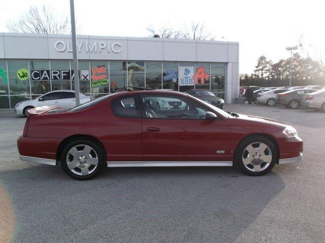 2007 Chevrolet Monte Carlo Ss 2dr Coupe In Florissant Mo Olympic Motor Co