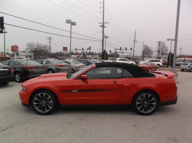 2012 Ford Mustang Gt W California Special Package In
