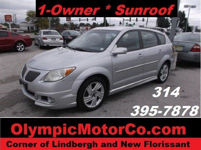 2005 Pontiac Vibe for sale in FLORISSANT MO