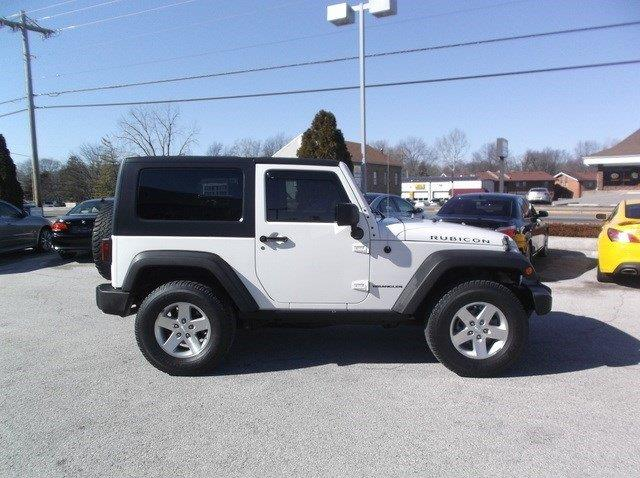 2008 Jeep Wrangler In Florissant Mo Olympic Motor Co