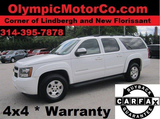 2007 Chevrolet Suburban For Sale