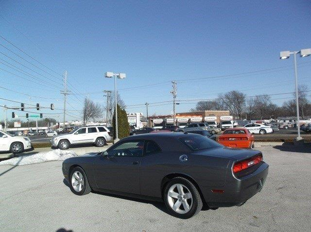 2012 Dodge Challenger Sxt 2dr Coupe In Florissant Mo Olympic Motor Co