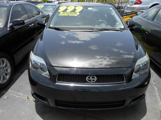 2007 SCION TC SPORT COUPE blk 07 scion tc in black with black interior great condition with all t