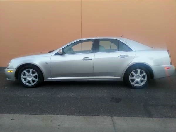 2005 CADILLAC STS V6 silver stop shopping and come buy the car that fits you best here at auto wor