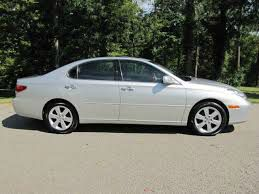 2005 LEXUS ES 330 SEDAN silver clean carfax certifed in the wrapper lexus es330 loaded with roof