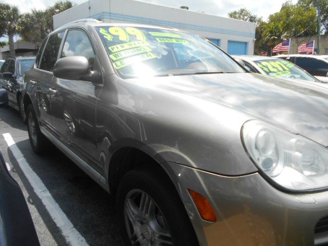 2006 PORSCHE CAYENNE S tan 2006 porsche cayenne s an excellent choice for you and the family if yo