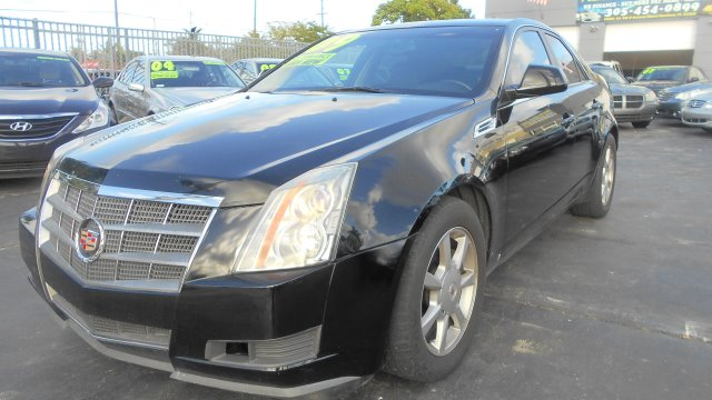 2009 CADILLAC CTS 36L SFI blk 09 cadillac cts in the wrapper with all the toys 2000 down and gu