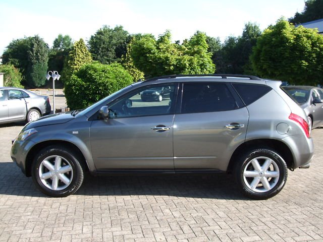 2005 NISSAN MURANO SL 2WD grey for more info please call 866-297-4031 abs brakesair conditioning
