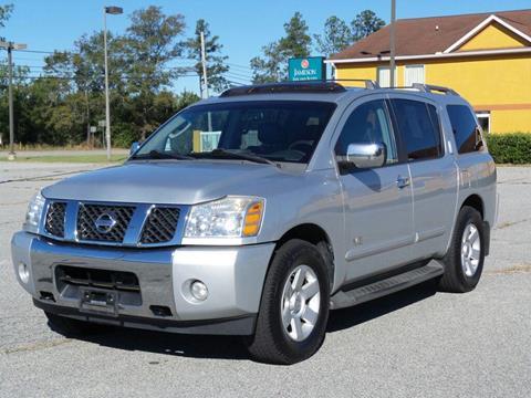 2006 Nissan Armada for sale in Hazlehurst, GA