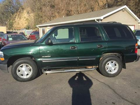Chevy Tahoe For Sale Near Me >> 2001 Chevrolet Tahoe For Sale In Monroe La Carsforsale Com