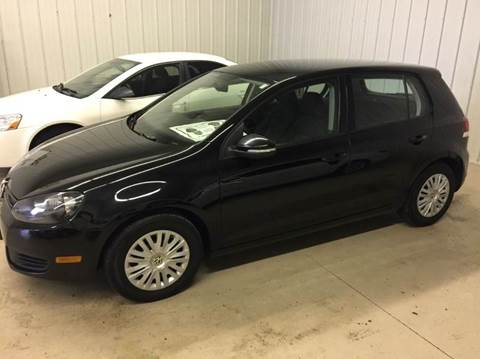 2010 Volkswagen Golf for sale in Sioux City, IA