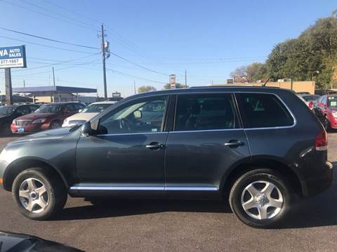 2006 Volkswagen Touareg for sale in Sioux City, IA