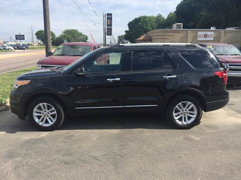 2011 Ford Explorer for sale in Sioux City, IA