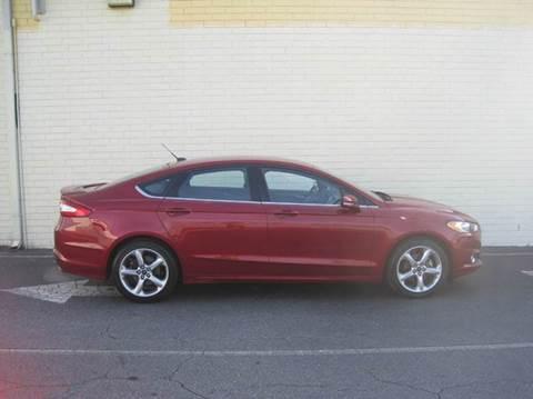 2016 Ford Fusion for sale in Greensboro, NC