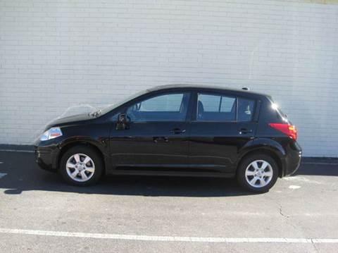 2012 Nissan Versa for sale in Greensboro, NC