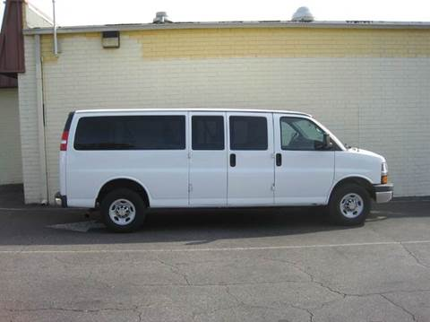 2015 Chevrolet Express Passenger for sale in Greensboro, NC