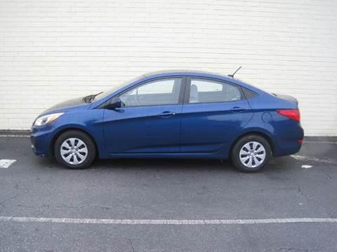 2015 Hyundai Accent for sale in Greensboro, NC