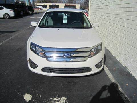 2011 Ford Fusion for sale in Greensboro, NC