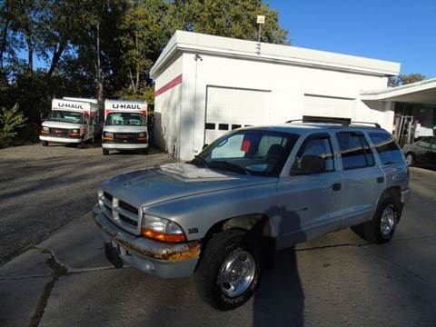 1998 Dodge Durango for sale in Charles City, IA